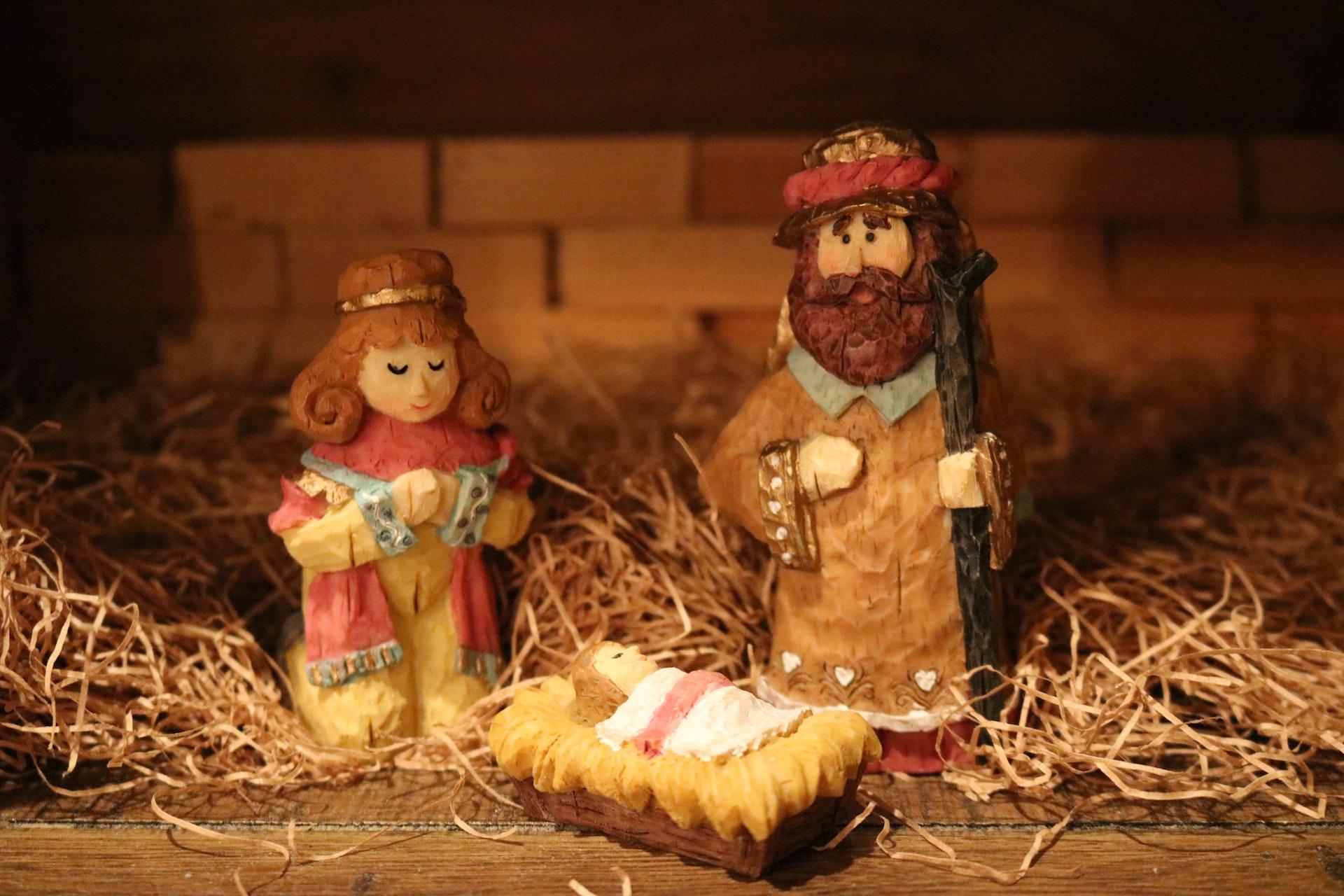 Nascita di Gesù nelle altre religioni