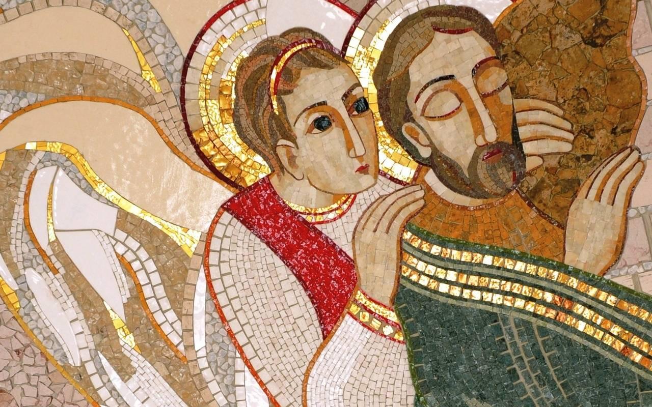 Un angelo del Signore apparve in sogno a Giuseppe